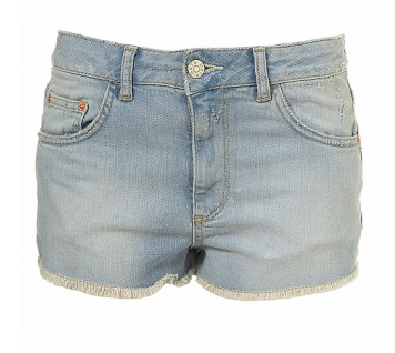 Bleach Frayed Hotpants
