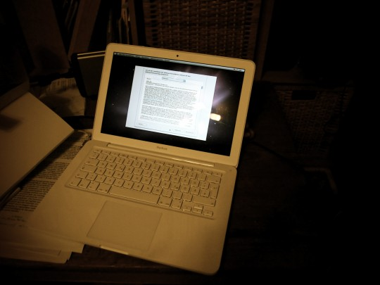 MacBook war schrott