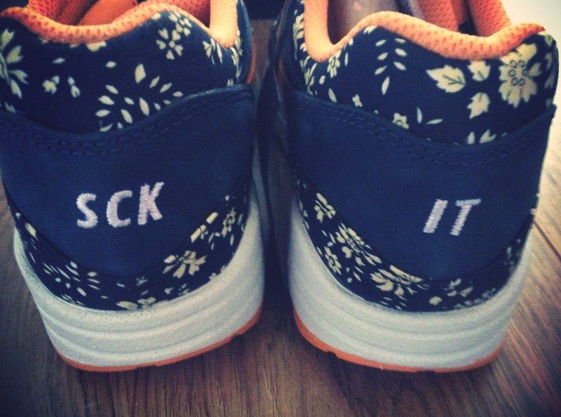 Nike Air Max 1id Liberty on Marias Fashion Blog